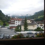 View from our Balcony - Hotel Rosengarten