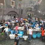 Central Catania Fish Market