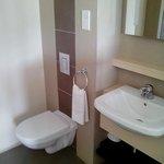 WC and Wash Bason