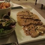 beef scallopine