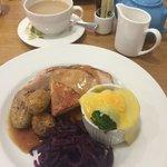 Roast pork special... Delicious!