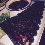 Smokey ribs at Bluu... Give me more !!!
