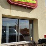 Entrance to Taco Star