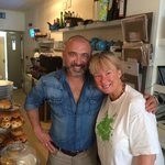 Greg who runs 161 Cafe Bistro & Me