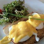 Eggs Benedict - divine