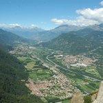 Val de Suse depuis les terrasses