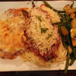 Chicken Parmesan, special-of-the-day