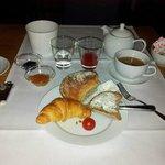 Good breakfast!