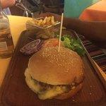 Burger, Chilli & Jalapeños