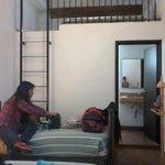Habitación para dos personas con baño privado