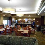 Photo de Holiday Inn Express Raleigh-Durham Airport