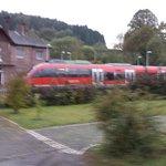 Station Philippsheim op 200 m afstand