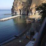view of piano do sorrento beach area