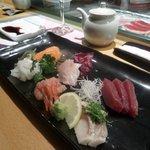 Raw fish..!