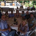 Brunch at the Creekside Grille with great friends!