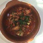 Axoa de veau pommes de terre maison