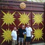 "Entrance to "" Casa del Soul"""