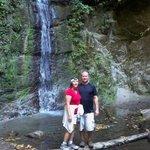 Maple Falls in Mid October