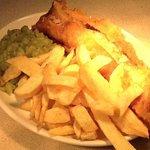 Tudor's famous fish & chips