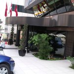 Mim Hotel Istanbul Foto