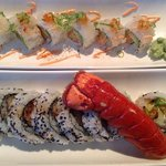 Dream Roll and Lobster Roll
