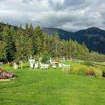 Il magnifico giardino panoramico del Panider Sattel - Settembre 2014