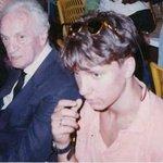 Cenando alla Pergola con Ruggero Orlando...già nel 1989 cibo e cultura erano lì - Emanuele Cario