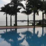 The Pool and Lake Victoria