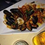 Seafood special delish