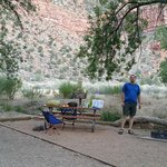 Photo de Watchman Campground