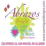 Abrazos Boutique featuring San Miguel Designs