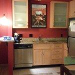 Great kitchenette