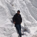 Height of Snow.. wow