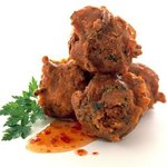 Now we are putting little more SPICE into our service and offering portion of ONION BHAJI with e