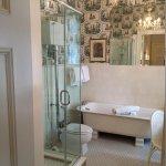 bathroom of Blue Room