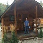 Owen in Jackson Hole/ Snake River KOA