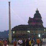 Temple surroundings