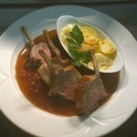 Church Farm Rack of Lamb with Dauphs