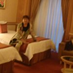 Rooms are spacious and quiet