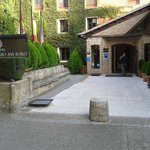 San Zoilo, entrada