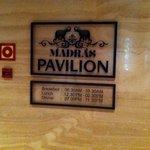 ITC Grand Chola Madras Pavilion