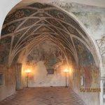 mittelalterlicher Raum