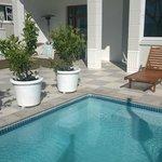 Pool/Entrance