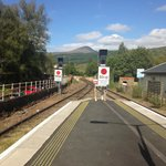 Crainlarich and Northwards