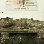 14th century effigy, St. Michael's Church