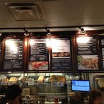 Corner Bakery Cafe - inside