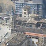 Vistas desde la torre de El Pilar