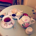 Lovely cream tea