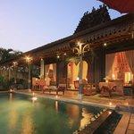 Foto de Ubud Syailendra Villas