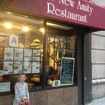 Amity celebrates her 5th birthday at The New Amity Restaurant